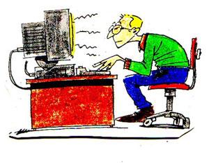 Pvd como principal factor de riesgo en la oficina el for Riesgos laborales en oficinas